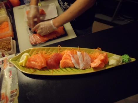 Sushi Box Namur
