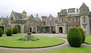 Abbotsford la maison de sir walter scott