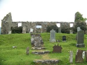 Cill chriosd chapelle