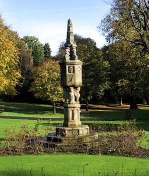 Douglas garden
