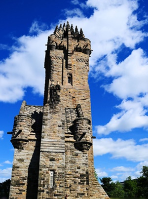 Monument hommage a william wallace