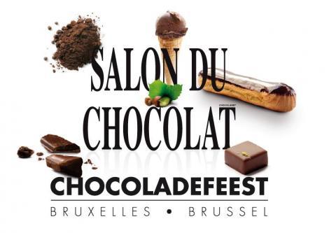 Salon du chocolat bruxelles 2014